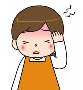 台風 偏頭痛