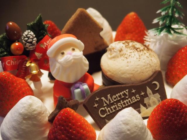 クリスマスケーキ ネット注文