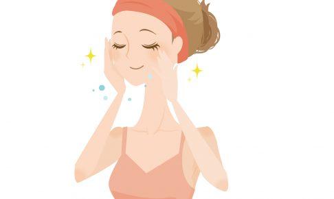 冬の乾燥肌 洗顔