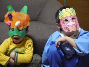節分 幼稚園 遊び