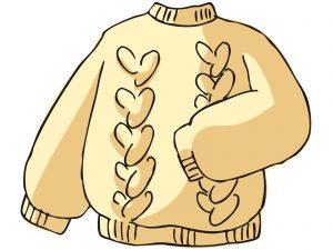 ニット セーター 洗濯方法