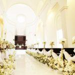 結婚式 教会 マナー