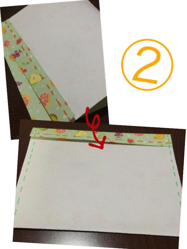 幼稚園バッグの作り方2