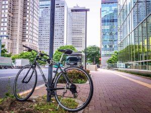 自転車 通勤 雨対策