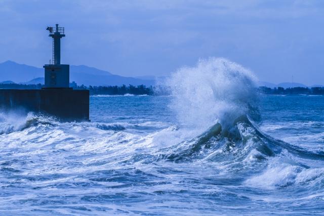 お盆 海 危険