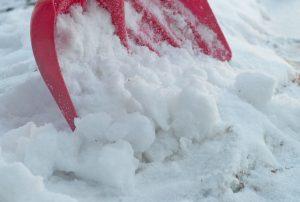 雪かきの一番楽な方法とは?
