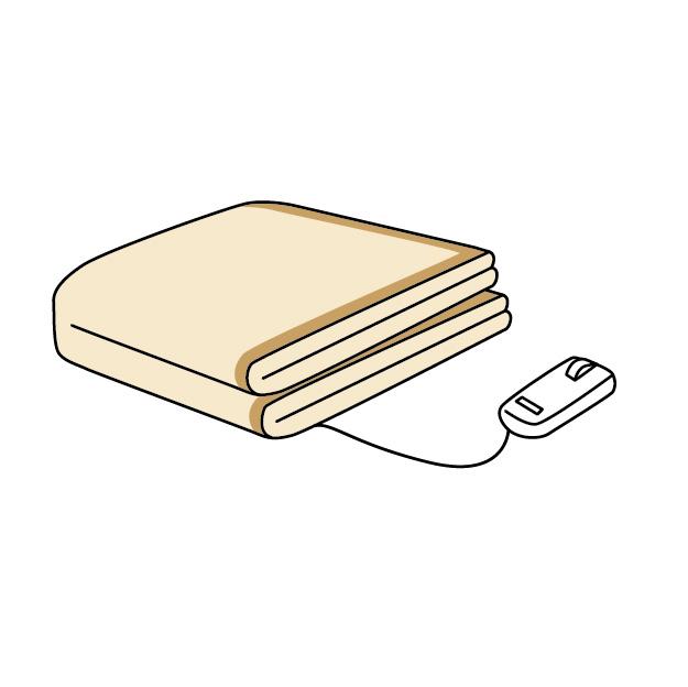 電気毛布 料金