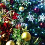 クリスマスツリー オーナメント 電飾
