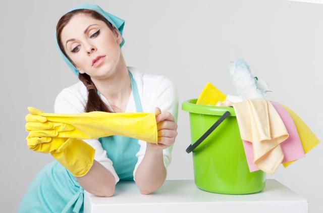大掃除 やり方